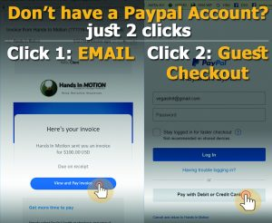 how to Paypal (steps)