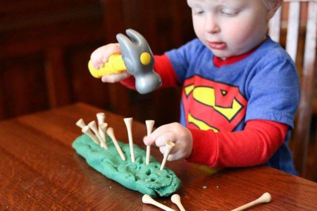 Fine motor skills helps children learn the essential everyday life skills tasks