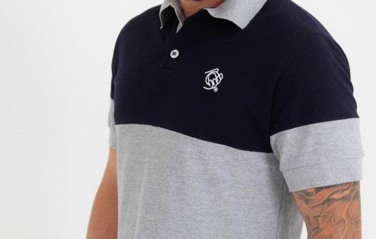 Camisa Polo Casual Masculina é a peça ideal para todos aqueles que procuram elegância