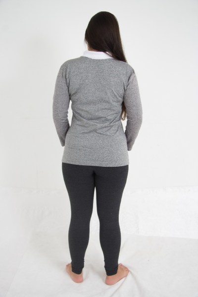 Calça Legging Feminina é a peça ideal para as praticantes de atividades físicas, Por ser extremamente confortável e leve, proporciona um caimento perfeito.