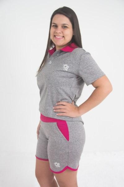 Short Esportivo Tennis Feminino proporciona total liberdade e conforto durante a pratica de atividades físicas diversas, é excelente para jogos ou treinos.