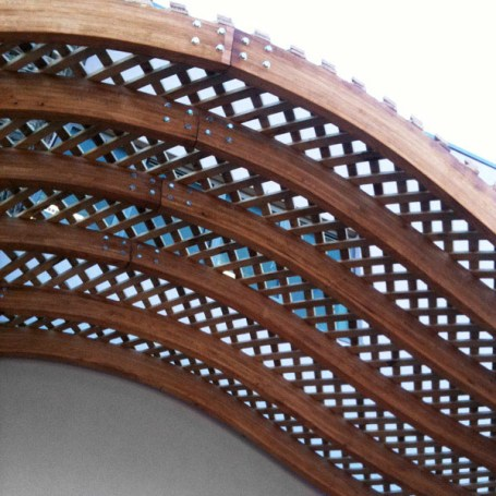 Curved Canopy