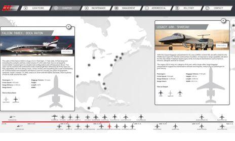 Gama avation app artwork