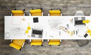Handstand Creative desk