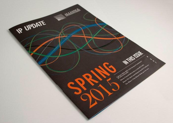 Alliance for IP Newsletter cover