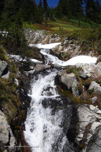 Sluiskin Falls - Mount Rainier National Park, WA