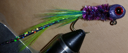 Lake Palestine Special Handtied Crappie Jig