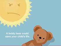 summer safety preemie