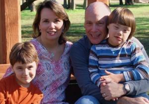 Rhonda McMahon and Family