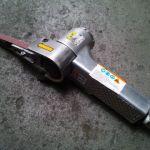 エアベルトサンダー 快切削のために (ブルーポイント AT610)