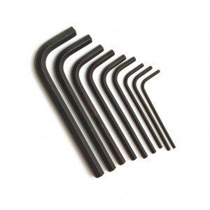 Replacement Hex Keys - SAE Short Arm