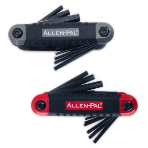 Folding Hex Wrenches by Allen Pal
