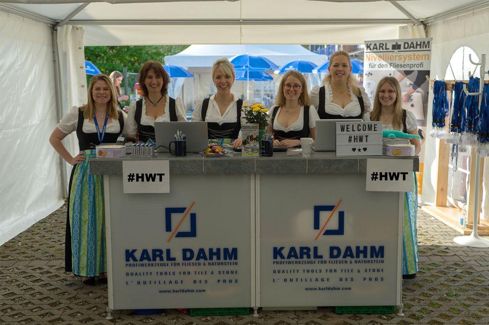 Handwerkertage-Anmeldung KARL DAHM