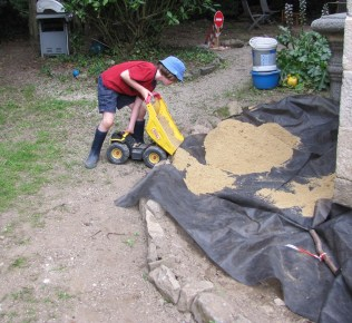 Sandbox - Handwork Homeschool