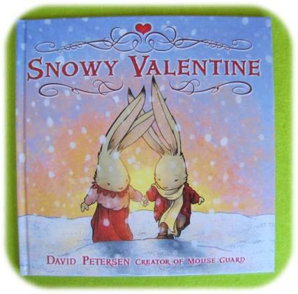 Snowy Valentine - Handwork Homeschool