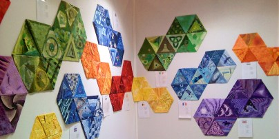 International Quilt Exhibition Handwork Homeschool