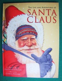 Santa Claus Handwork Homeschool