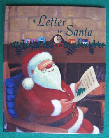 Santa Claus Handwork Homeschool festive reading list