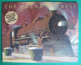 polar bear express Handwork Homeschool Festive Reading List