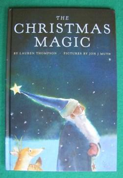 Christmas Magic Handwork Homeschool Festive Reading List