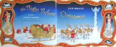 Night Before Christmas Handwork Homeschool Festive Reading List