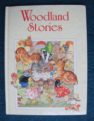 Woodland Stories handwork Homeschool