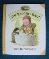 The Badger's Bath Handwork Homeschool