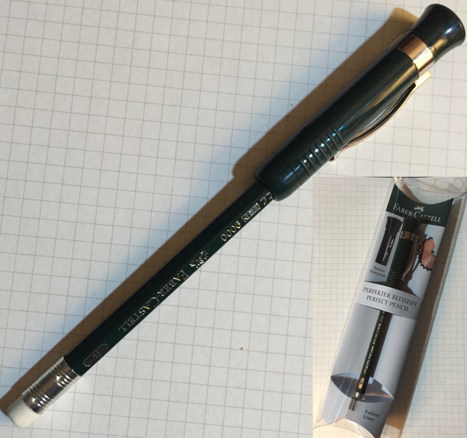 Castell Perfect Pencil