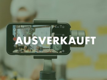Smartphone Video Workshop – 24.Oktober 2019 – Linz