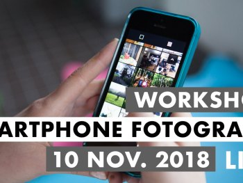 Smartphone Fotografie Workshop – 10 November 2018 – Linz