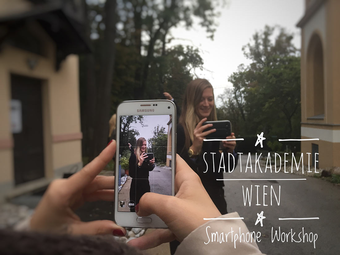 Smartphone Fotografie Workshop Wien