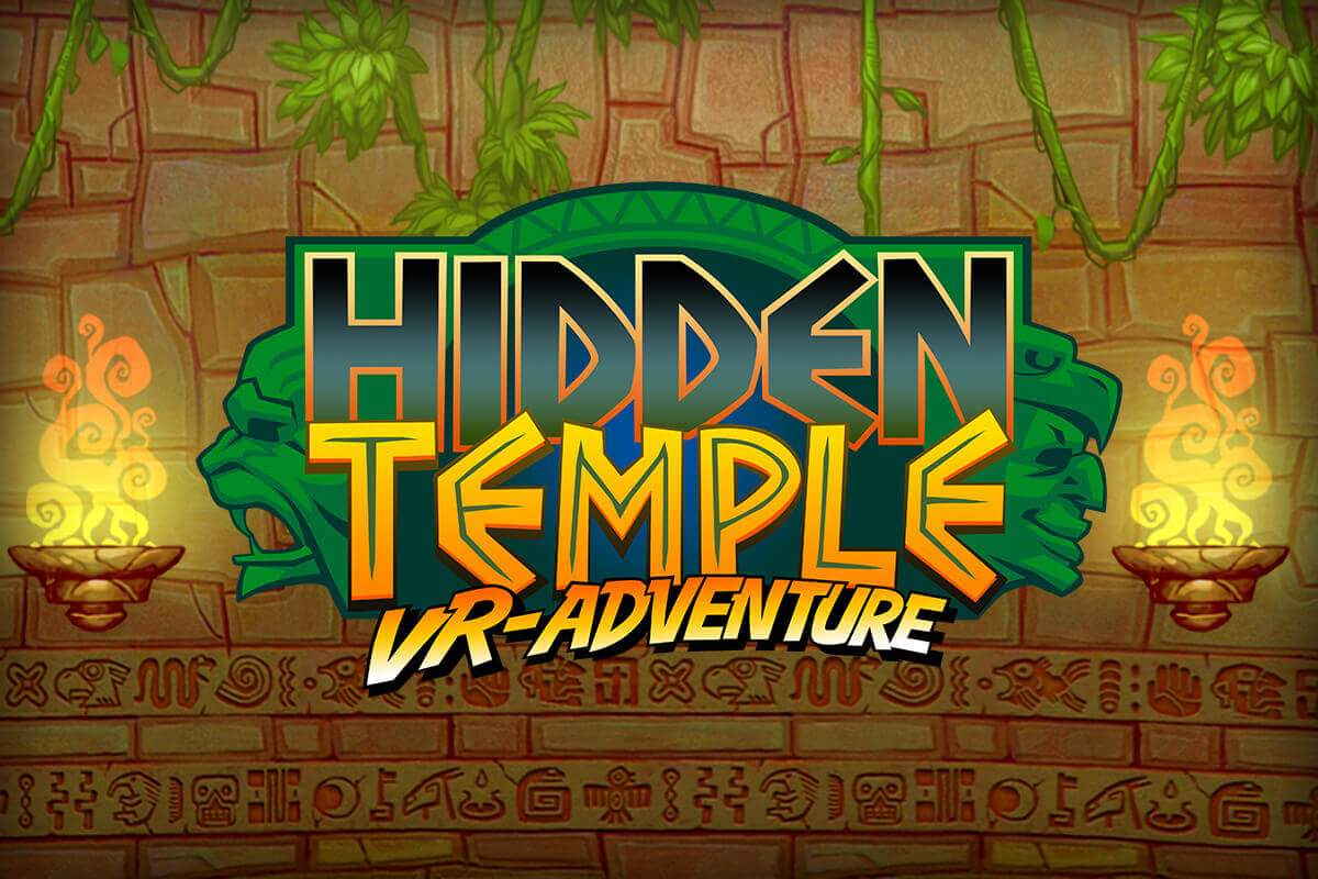 Hidden Temple     VR Adventure Release  Top VR Game for Google     Hidden Temple     VR Adventure Release