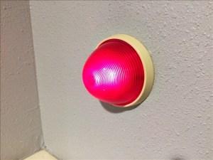 消火栓ランプ