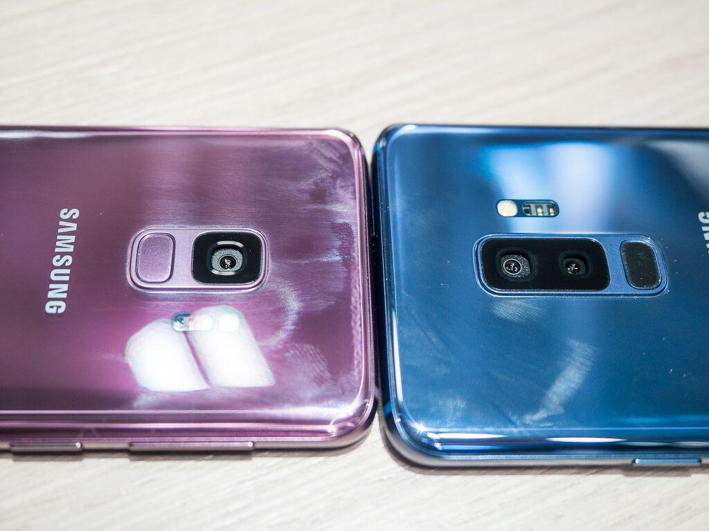 Die 6 Grossten Unterschiede Samsung Galaxy S9 Und S9 Handy De
