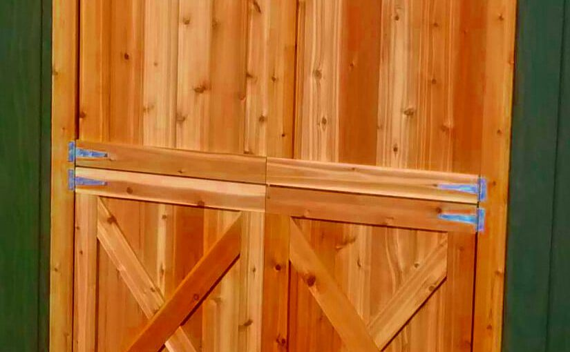 Image of double dutch doors