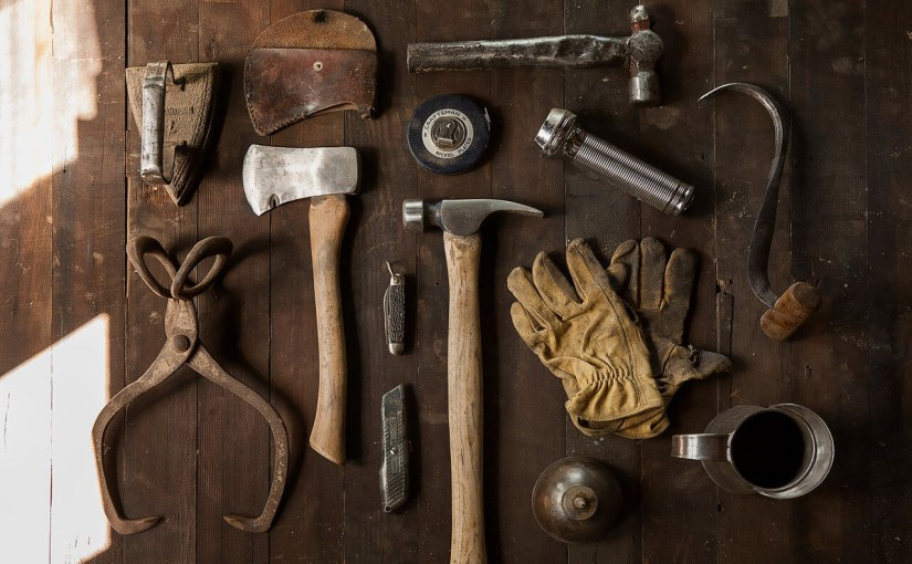 Image of Old Tools for Handy Al, your Quality Toronto Handyman