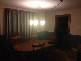 how to install different dining room lighting