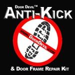 Door Devil Anti-Kick and Door Frame Repair Kit