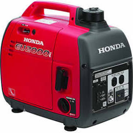Honda Inverter quiet Generator