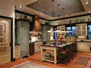 Victorian Kitchen Design Cabinets Handy Home