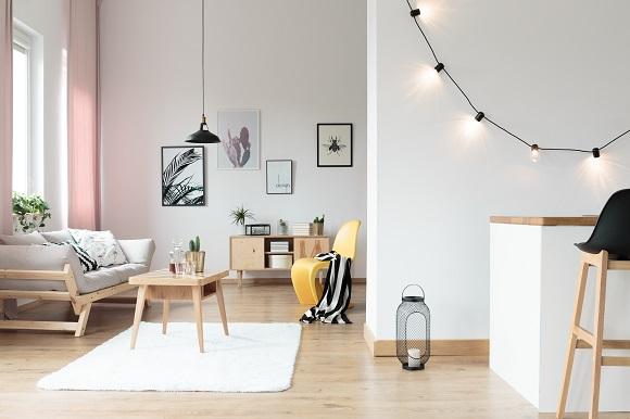 Buying home lighting online
