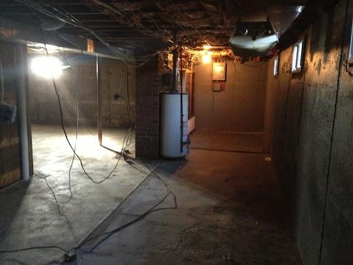 complete basement finishing