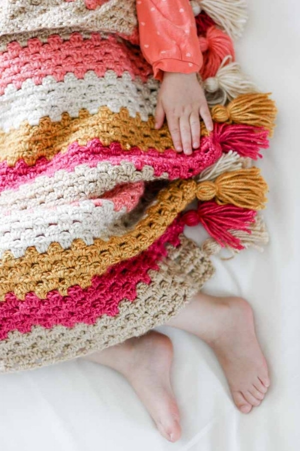 Crochet Afghan Patterns | Free Knitting Patterns | Handy
