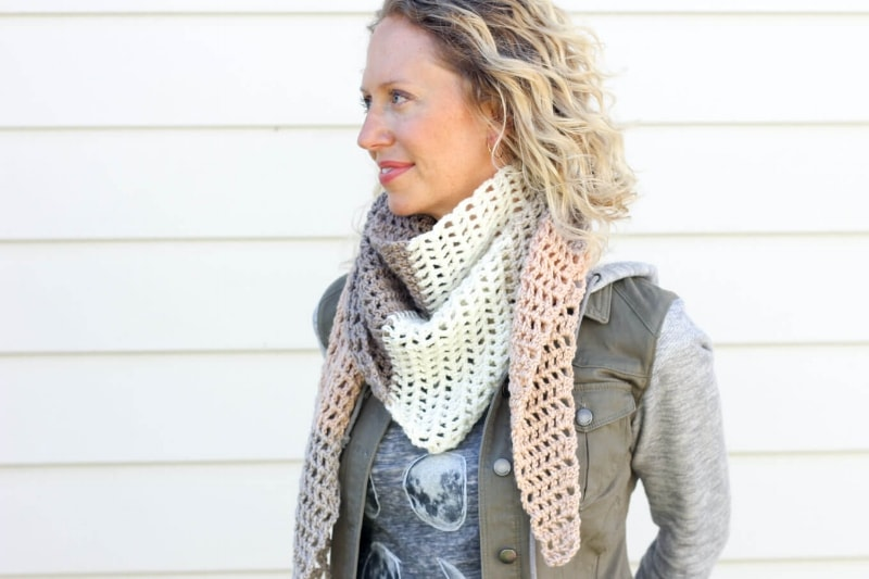 Crochet Scarf Patterns | Free Knitting Patterns | Handy Little Me