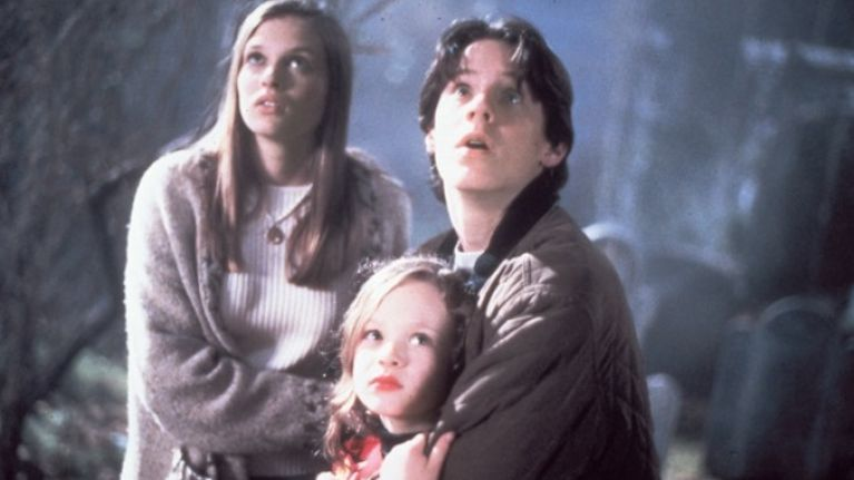 The three children from the movie Hocus Pocus