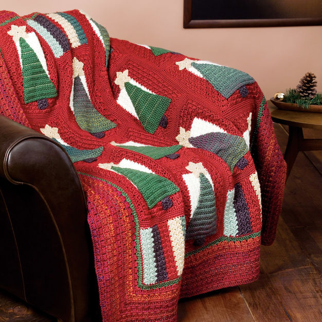 Christmas-Throw-Pattern