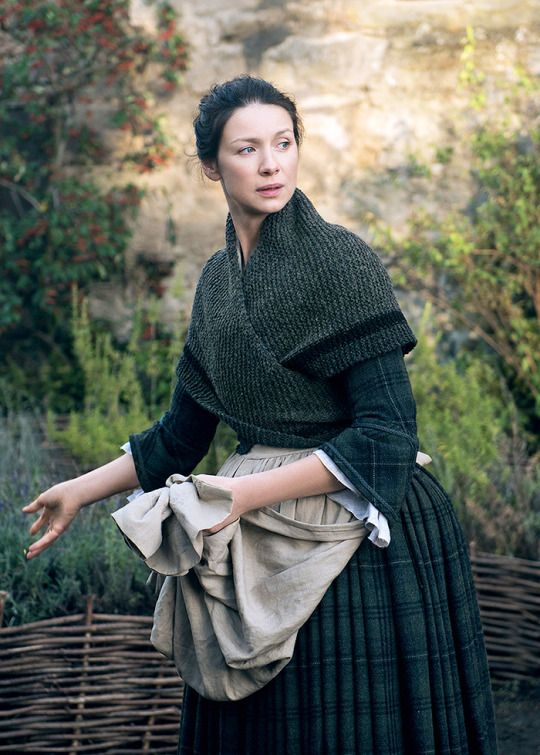 Claire Fraser-from-Outlander-series