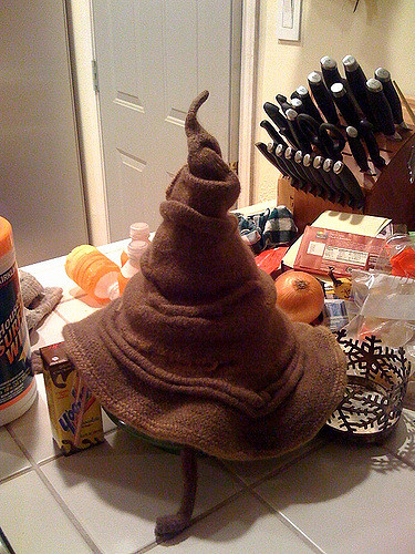 The-Sorting-Hat-Pattern