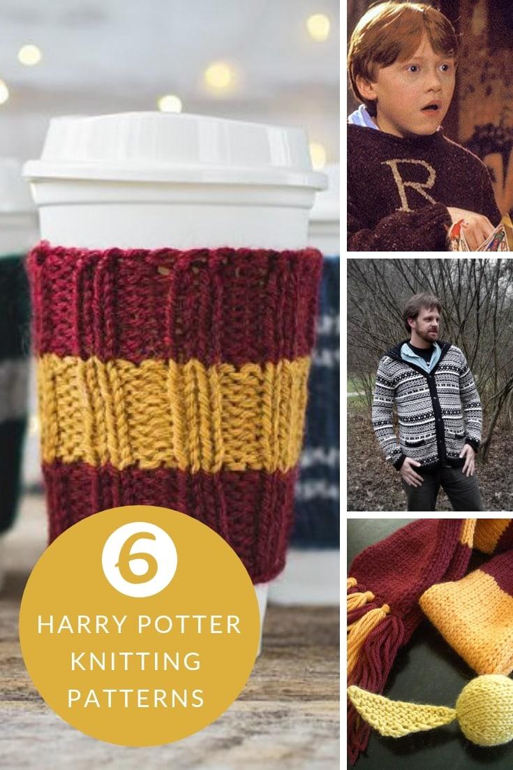 Harry-Potter-Knitting-Patterns