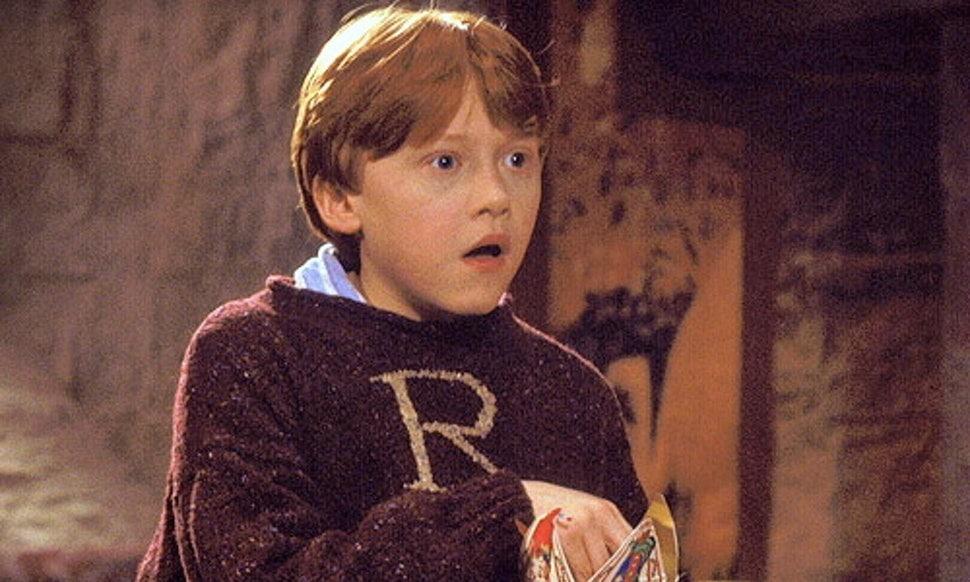 Ron Weasley knit sweater